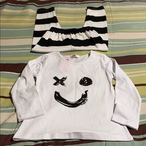 Toddler Pant Set. NWT!